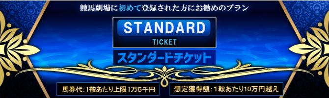 有料コース:スタンダートチケット