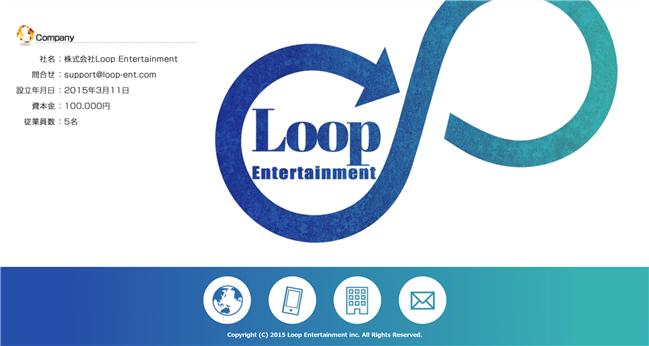 みんなの万馬券 株式会社LoopEntertainmentの会社情報ページ