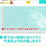 口コミ買ってみた「うまサプリ」編(15鞍で利益150万円)