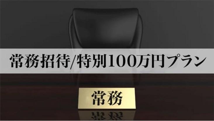 LAP競馬 常務招待/特別100万円プラン
